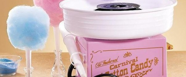 Аппарат по приготовлению сладкой ваты