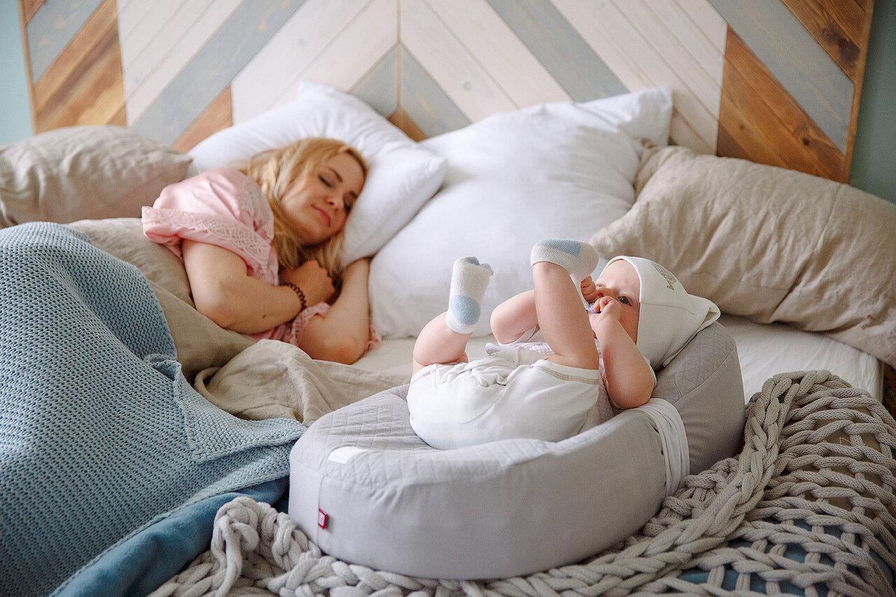 Кроватки, коконы